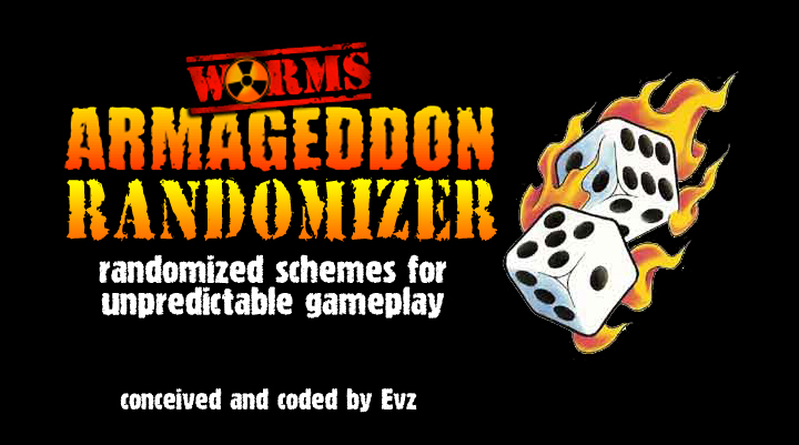 Worms Armageddon Randomizer screenshot