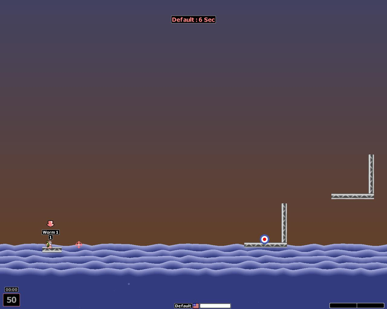 Mission walkthrough (Worms Armageddon)